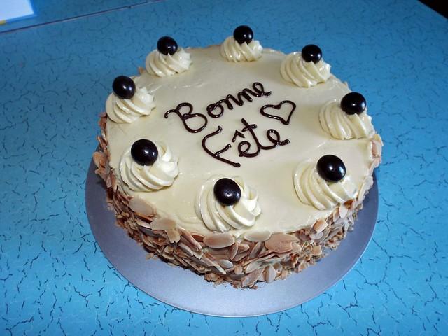 Gateau Moka / Mocha Cake