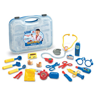 pretend play doctor