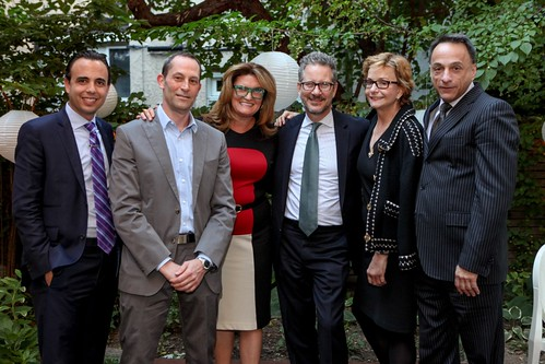 Jason Haber, David Hamilton, Melanie Holland, Michael Boodro, Barabar Friedmann, Don Schmoll
