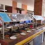 Buffet desayuno Decameron Playa Blanca