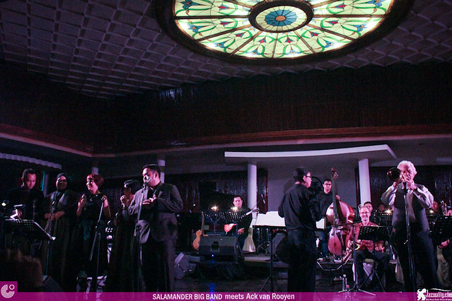 Salamander Big Band meets Ack van Rooyen 2014 (23)