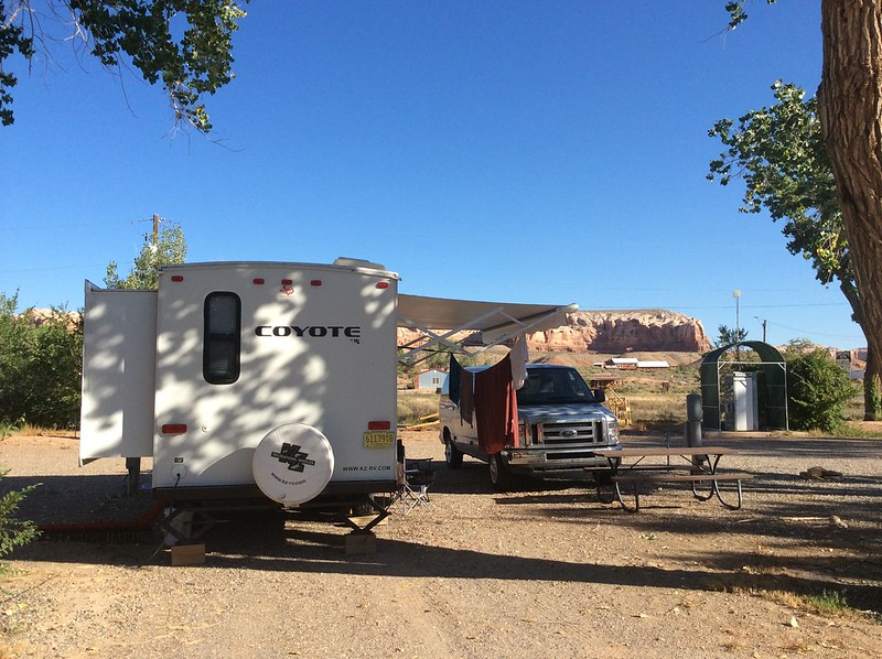 Coral Sands RV Park, Bluff, UT (4)