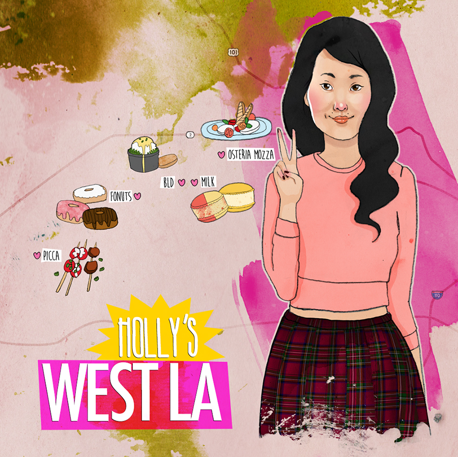 Lynn West Designs in West la Keiko Lynn