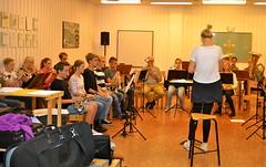 Rep i BK:s musikrum