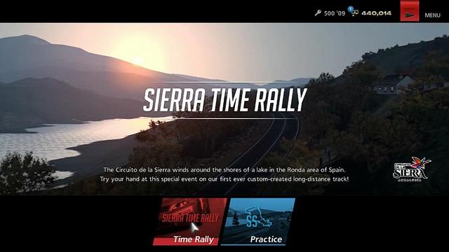 Gran Turismo 6: Sierra