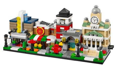 LEGO Bricktober 2014