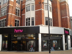 Picture of HMV, 38-40 North End