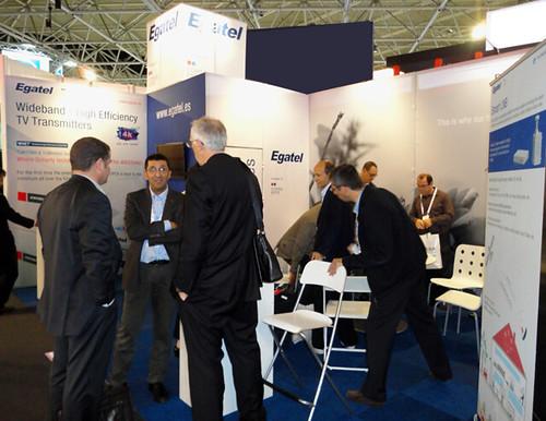 Egatel reafirma su entrada en el mercado de la comunicación por satélite