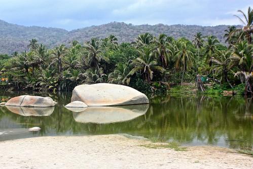 Arrecifes reflection