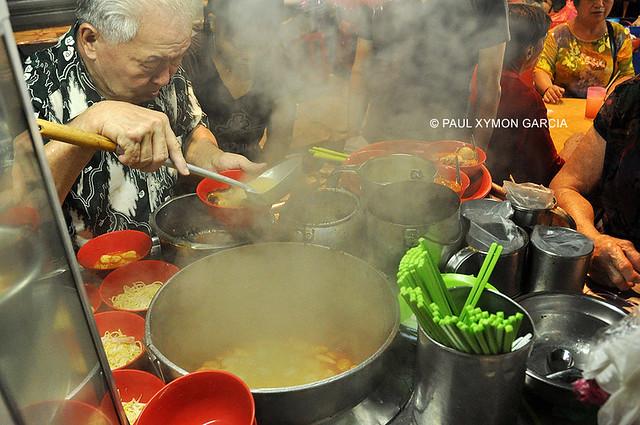 Lebuh Chulia Street Food, Penang, Malaysia