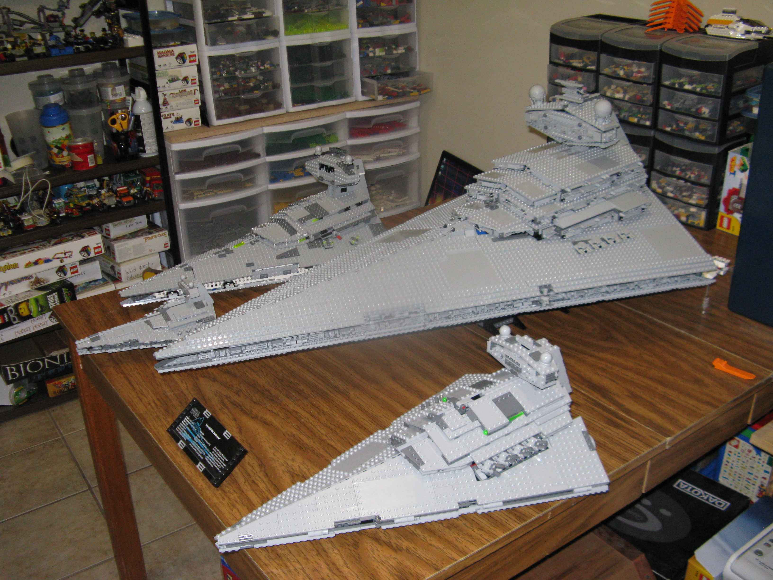 ... Imperial Star Destroyers 10030 And 75055? : Lego - 3264x2448 - jpeg