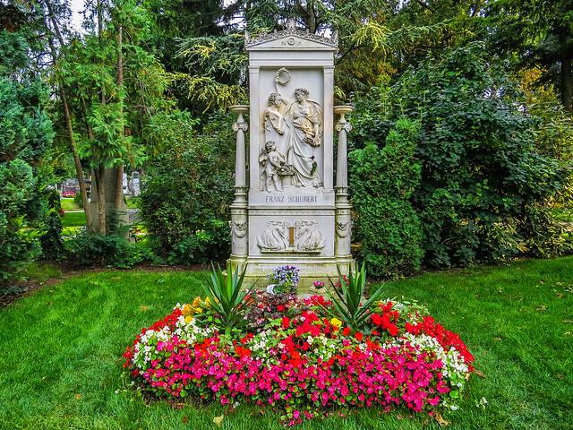 Header of Franz Schubert