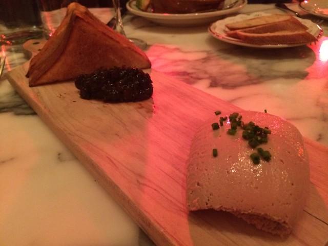 Foie gras parfait - Le Diplomate