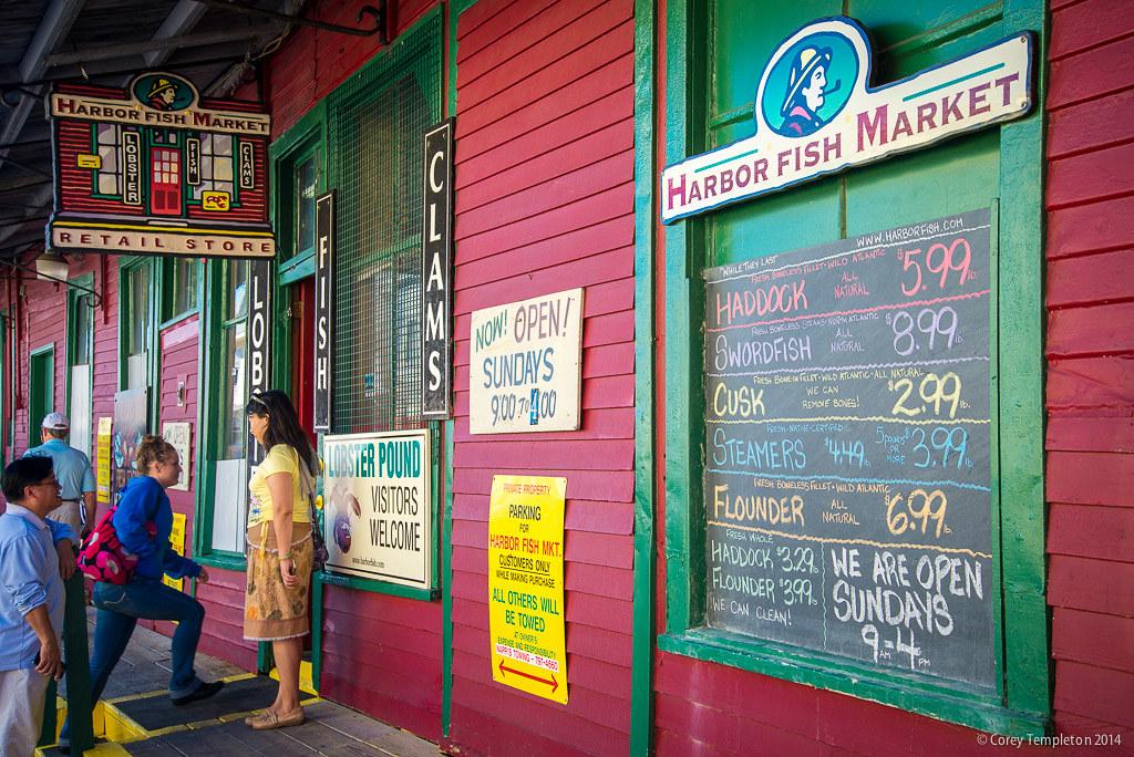 Harbor fish market flickr photo sharing for Harbor fish market