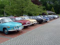 Tatra Register Deutschland Annual Rally 2015