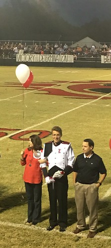 Elkmont - Senior Night