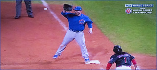 'Final Out' -- Game 7 of the 2016 World Series Progressive Field Cleveland (OH) November 3, 2016