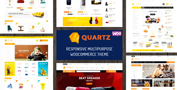 Ri Quartz v1.3.4 - Responsive Multipurpose WooCommerce Theme