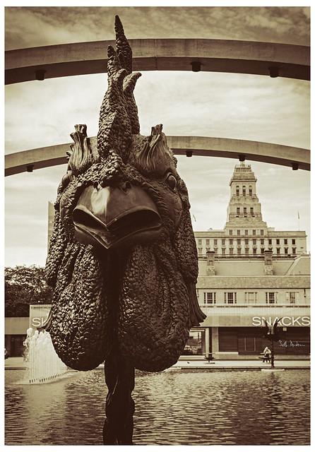 Iron Cock Head
