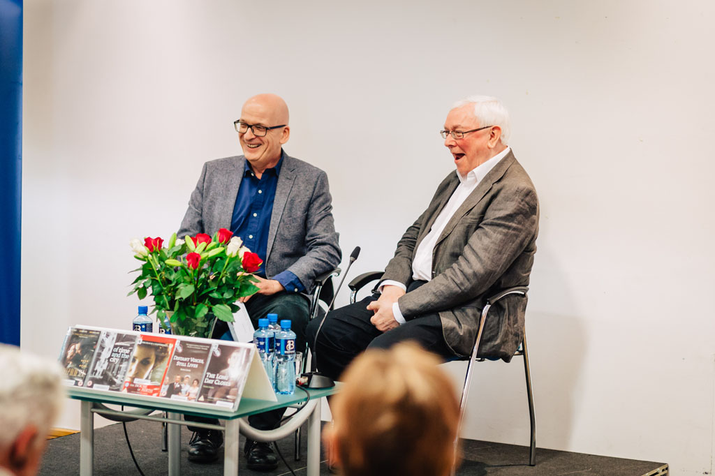 Terence Davies in conversation with Roddy Doyle