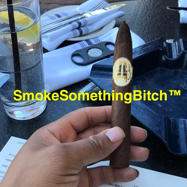 Cigar of the day: #caldwellcigarsthekingisdead #SmokeSomethingBitch™
