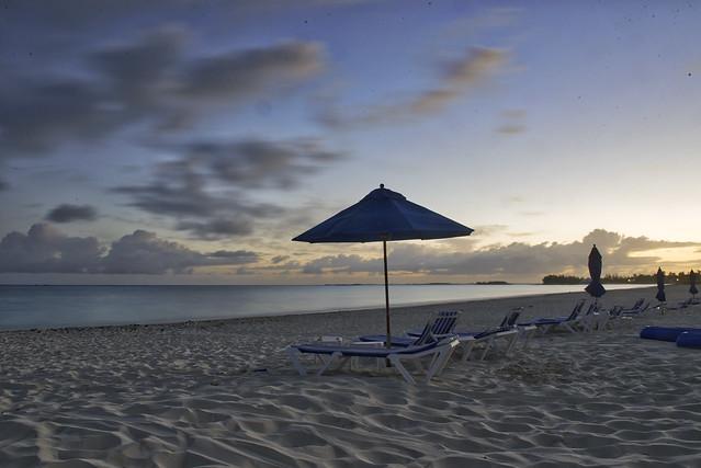 Quiet Treasure Cay Morning