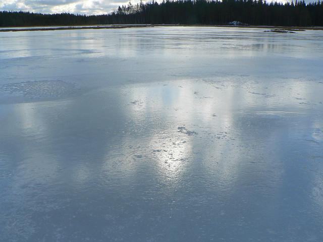 Ice of Lake Mulkkuj, Panasonic DMC-FZ5