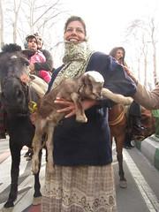 Nomad woman - Iran