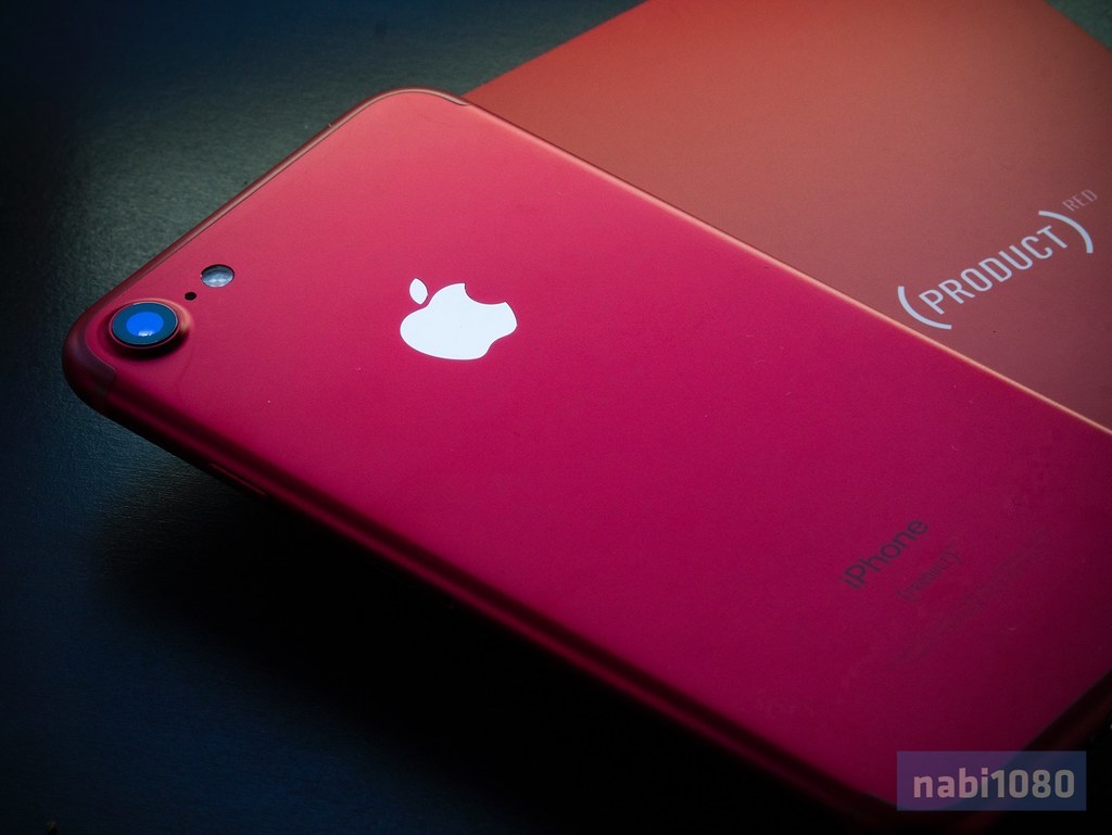IPhone 7 Product RED05