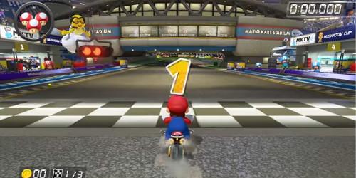 mario kart 8 speed boast