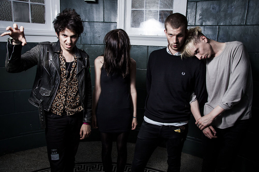 BTS: Wolf Alice @ Scala, London