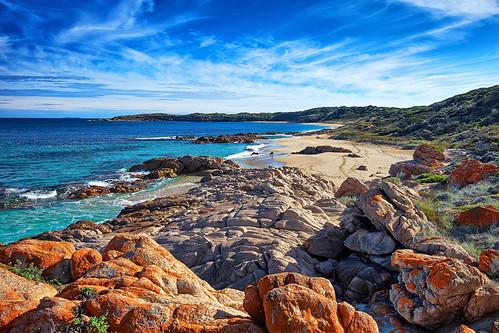 seascape beach southaustralia yorkepeninsula butlersbeach