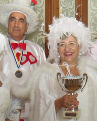 FECC White Night Ball - Election of the Blanca Queen of Carnival Cities 2014  136