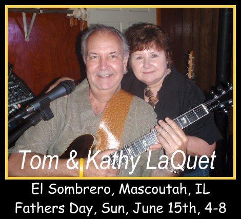 Tom & Kathy LaQuet 6-15-14