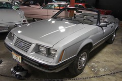 1984 Ford Mustang LX (Owned by Ricky Nelson) 2