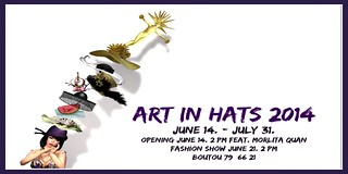 ART in HATS 2014 Opening Poster