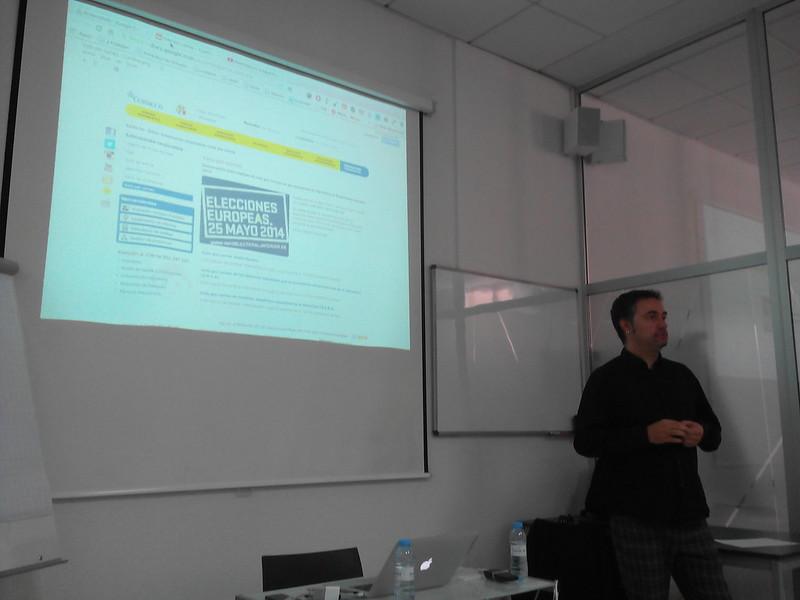 Voto por correo en www.correos.es