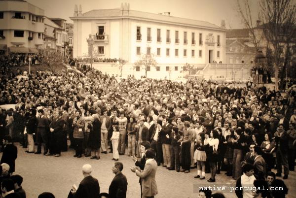 9 - 25 апреля 1974 года - революция гвоздик в Португалии - Каштелу Бранку