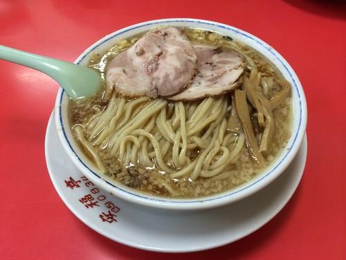 老麺@安福亭