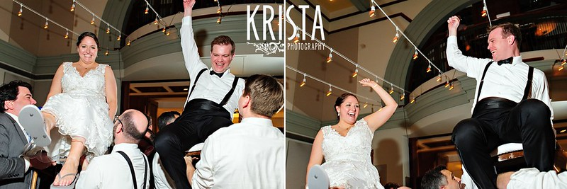 Spring Wedding at the Boston Exchange Conference Center