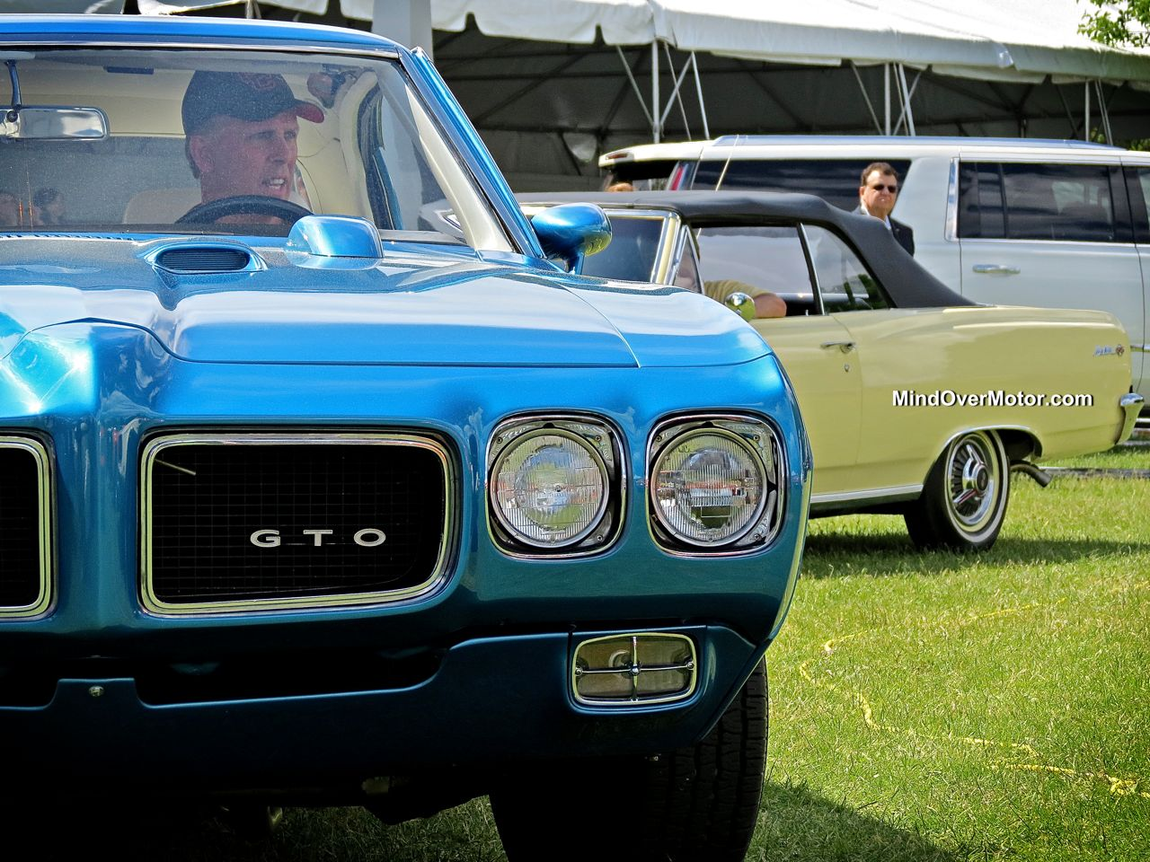 Classic Pontiac GTO
