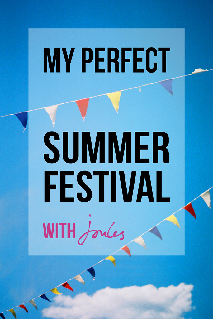 My perfect summer festival