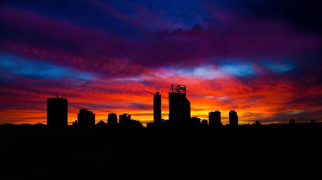 Perth Sunrise miod