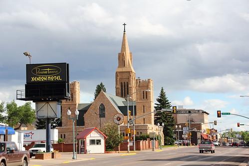 Laramie church
