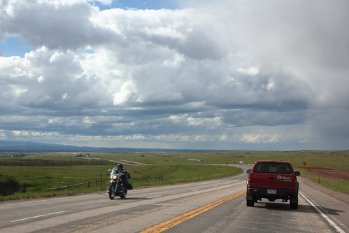US 287 via Northern Colorado