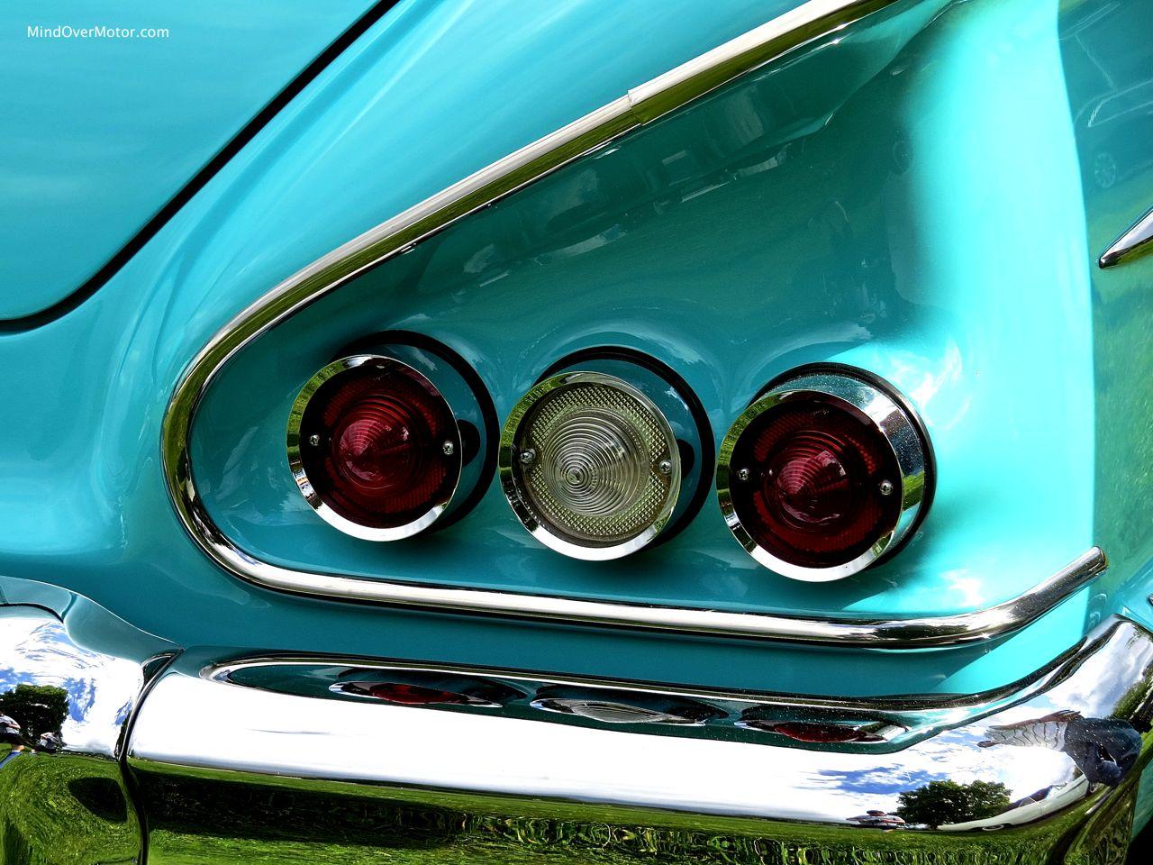 1958 Chevrolet Impala Taillights