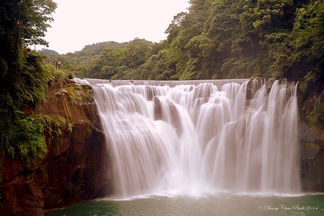 Taipei, Shifen Waterfall