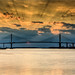 Sunset on the Dartford Bridge by Paul Parkinson LRPS CPAGB (parkylondon)