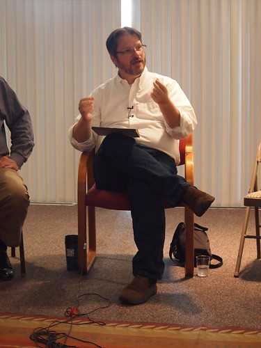 Douglas E. Welch Speaking at Tuesdays with Transitioners - 05