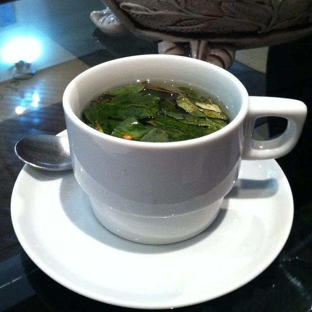 Coca Tea @ Del Prado Inn